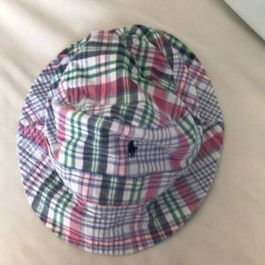 Ralph Lauren Toddler Hat